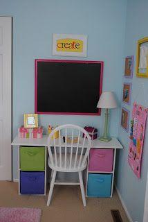 Escritorios y zonas de trabajo para niños (2)