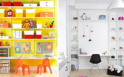 Escritorios y zonas de trabajo para niños (31)