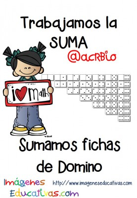 Fichas Suma Dominó (1)