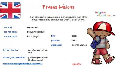 Frases básicas para una conversación en ingles (3)