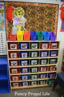 Ideas para organizar tu clase o salón (5)