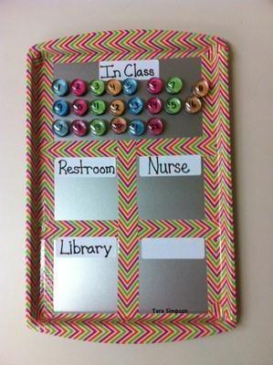 Ideas para organizar tu clase o salón (6)