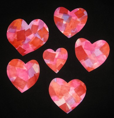 Manualidades sencillas San Valentín (16)