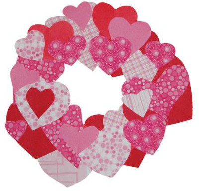 Manualidades sencillas San Valentín (19)