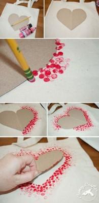 Manualidades sencillas San Valentín (2)
