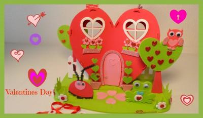 Manualidades sencillas San Valentín (31)
