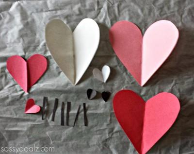 Manualidades sencillas San Valentín (41)