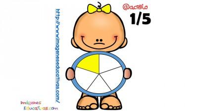 Memorama de Fracciones Imágemes Educativas (9)