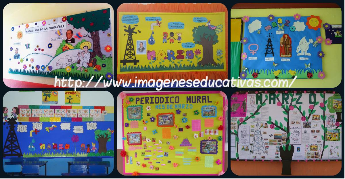 Ejemplos De Murales Creativos