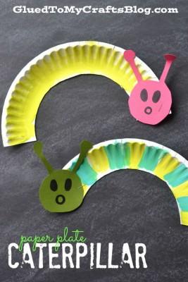 Platos de plástico o de papel (12)