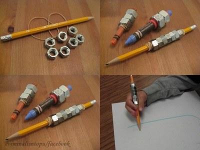 Trucos enseñar a coger el lápiz correctamente (1)