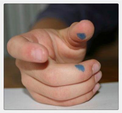 Trucos enseñar a coger el lápiz correctamente (9)