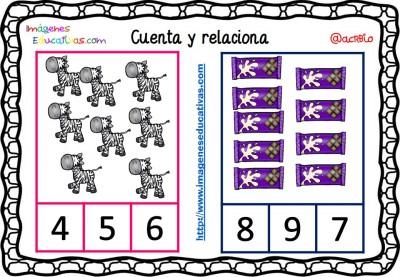 Fichas para aprender a contar (15)