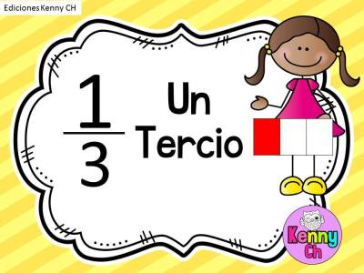 Las fracciones y sus elementos - (6)