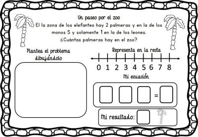 Problemas de razonamiento matemático en preescolar (2)