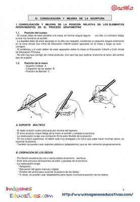 Programa para trabajar la disgrafía (9)
