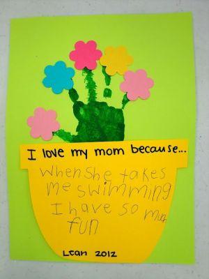 Regalos y manualidades dia de la madre Flores (20)