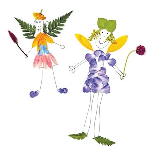 manualidades para niños y niñas especial primavera (36) - Imagenes ...