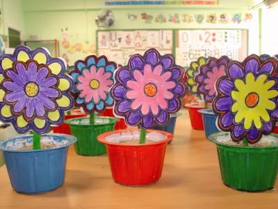 manualidades para niños y niñas especial primavera (39)