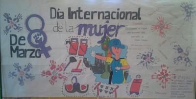 mural del día 8 de marzo Día Internacional de la Mujer (1)