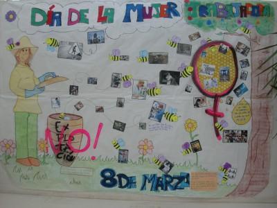 mural del día 8 de marzo Día Internacional de la Mujer (4)