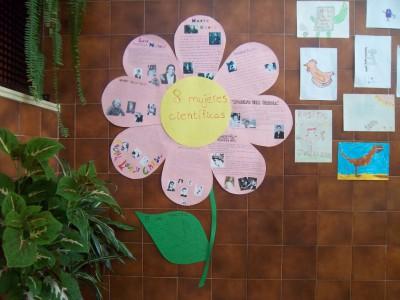 mural del día 8 de marzo Día Internacional de la Mujer (9)