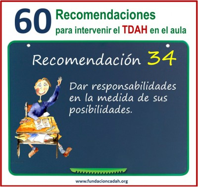 60 recomendaciones para intervenir el TDAH en el aula (34)