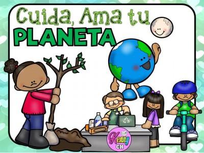 Fichas para trabajar en el día de la Tierra (3)