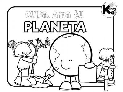 Fichas para trabajar en el día de la Tierra (4)