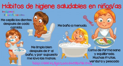Hábitos de higiene saludables en niños y niñas (1)