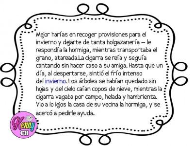 Las Fábulas (6)