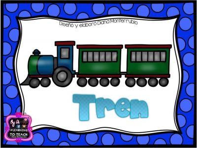 Memorama y tarjetas MEDIOS DE TRANSPORTE (17)