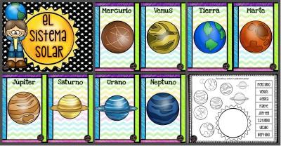 Nuestro Sistema Solar PORTADA