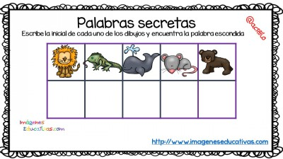 Palabras Secretas (3)