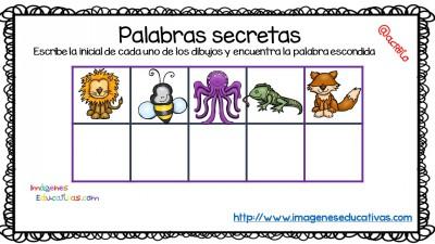 Palabras Secretas (5)
