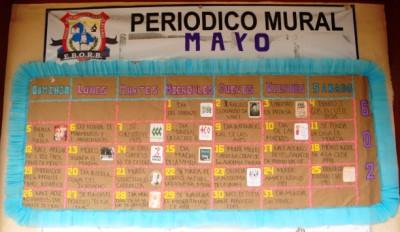 Periódico Mural Mayo mes de las Madres (27)