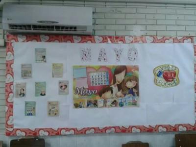 Periódico Mural Mayo mes de las Madres (32)