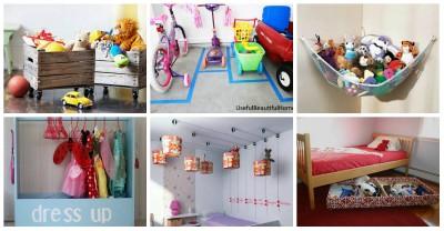 ideas organizar juguetes PORTADA