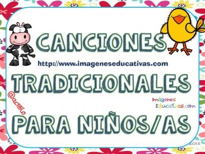 Canciones tradicionales y populares (1)