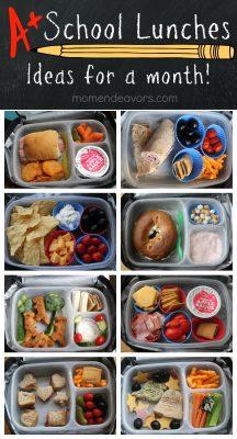 Ideas Merienda y desayuno para niños (21)