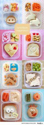 Ideas Merienda y desayuno para niños (23)