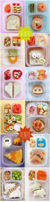 Ideas Merienda y desayuno para niños (4)