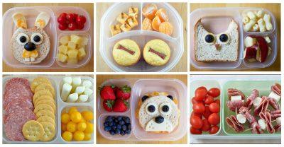 Ideas Merienda y desayuno para niños PORTADA