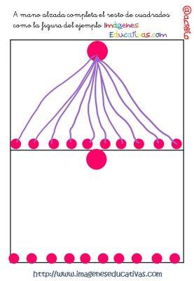 Trabajamos la preescritura y trazo y la grafomotricidad (6)
