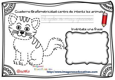 Cuaderno Grafomotricidad centro de interés los animales  (1)