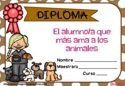 Diplomas FIN DE CURSO para premiar actitud y las capacidades (14)