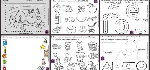 actividades de repaso Archivos - Página 3 de 6 - Imagenes Educativas