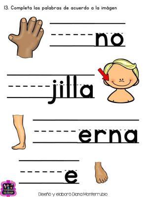 Fichas examen dificultad MEDIA infantil y preescolar (13)