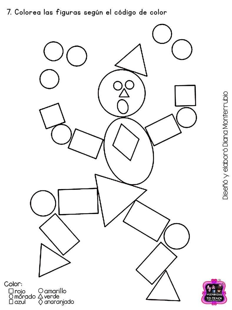 Fichas examen dificultad MEDIA infantil y preescolar (7