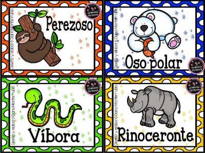 LOTERÍA DE ANIMALES  (4)